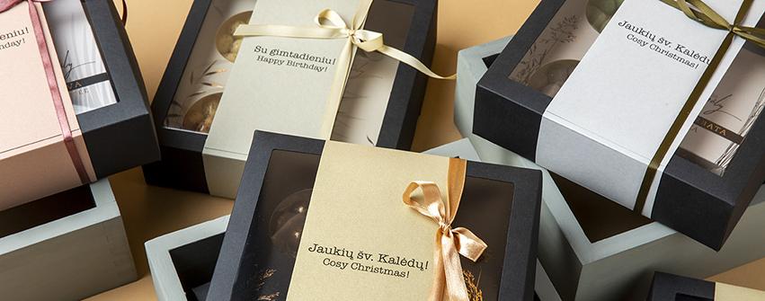 Personalizuotos dovanos